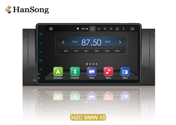 China E39 BMW Car DVD Hs Dsp Processor , Bmw Android Head Unit 9 Inch  Ips supplier