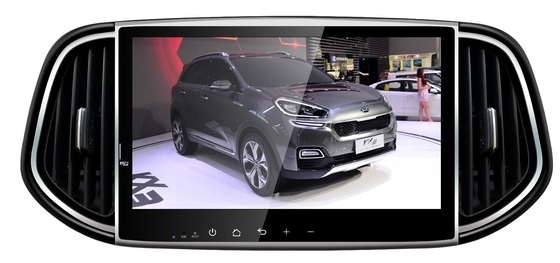 China 10.1 Inch KIA Car DVD , Android Car DVD Player KIA 43 Full Touch Button supplier
