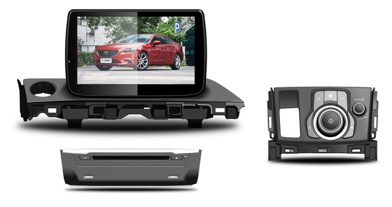 China 9'' MAZD Atenza Android Car Dvd Player  Cortex- A9 With Gps And Blue Tooth supplier