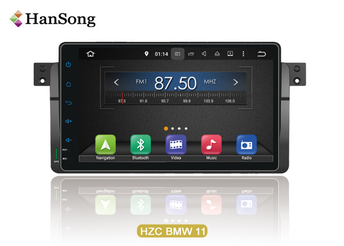 Bmw E46 B Android Head Unit Entertainment System Professional