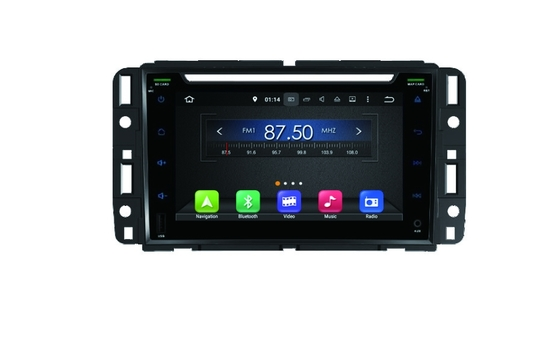 7 Inch BMW Car DVD / Android Car Stereo High Speed Dsp / Tpms Capacitive Screen Gmc