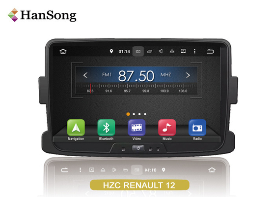 HZC Renault 12 Android Car Video Player Atv Sound And Video Input And Output