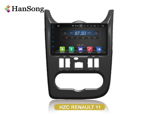 Touch Panel Renault DVD Player Car Stereo Ipod Tpms Dvr Full Touch 4G Ram G+G