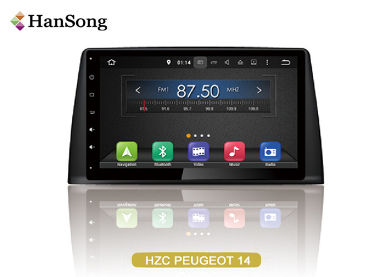 PEUGEOT 308 GPS Navigation System NXP6686 Radio With Full Touch Screen